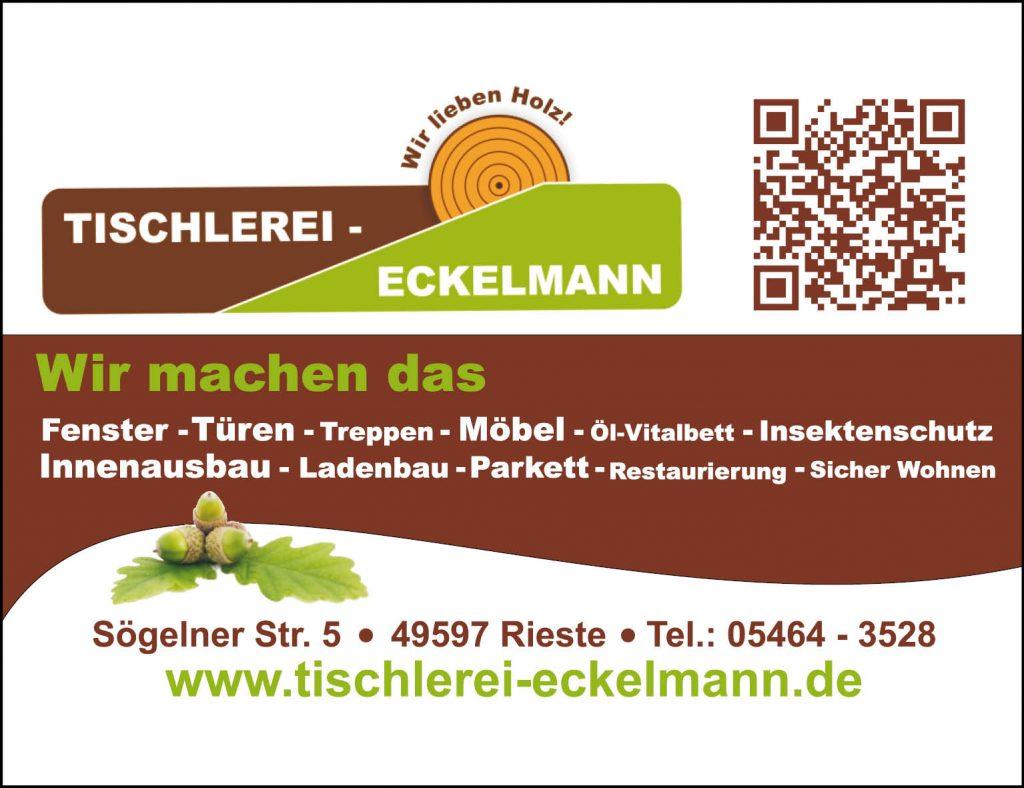 Eckelmann Tischlerei