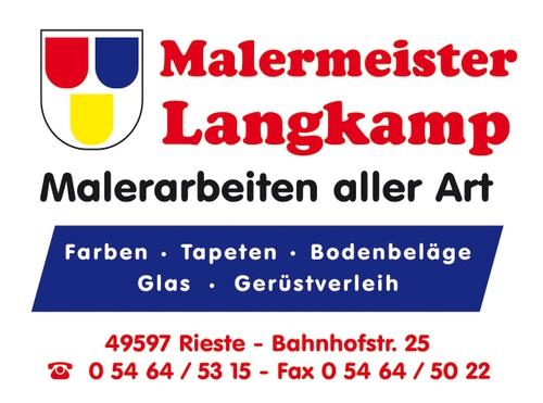 Malermeister Ingo Langkamp