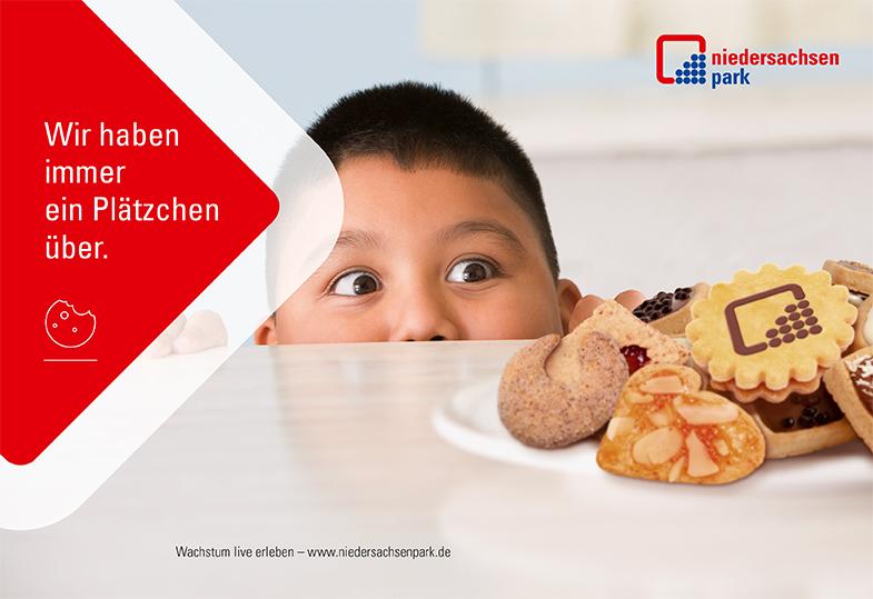 Niedersachsenpark Anzeige