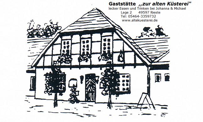 Gaststätte Zur alten Küsterei