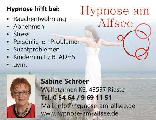 Hypnose am Alfsee