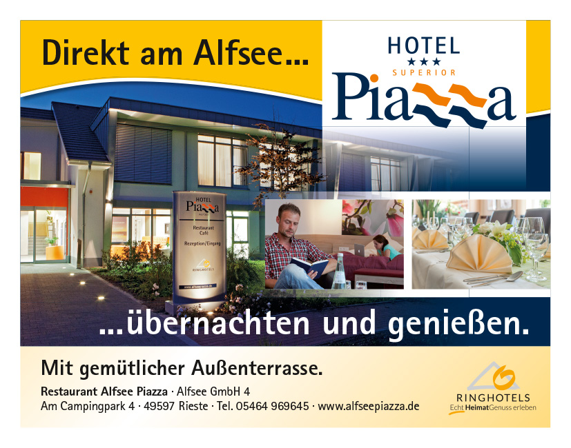 Ringhotel Piazza Alfsee