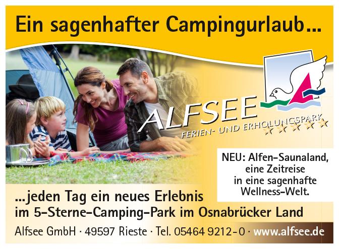 Alfsee Campingpark, Rieste