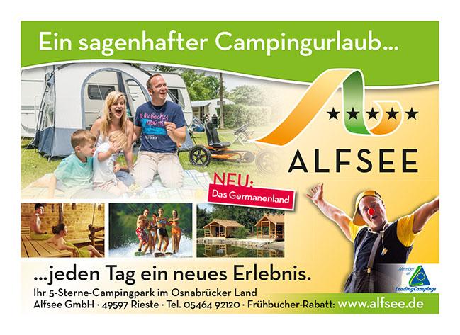 Alfsee Camping