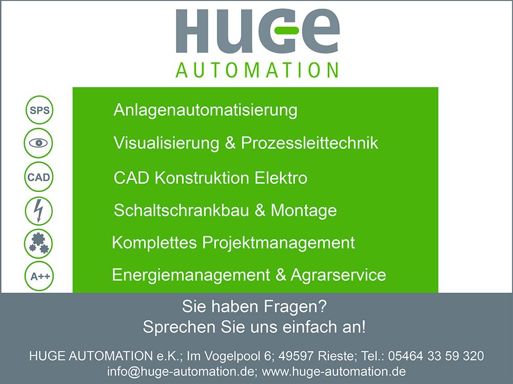HuGe Automation